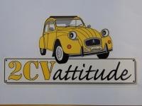 Adhesif Logo 2cvattitude