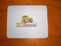 Tapis de souris 2CV Logo centre